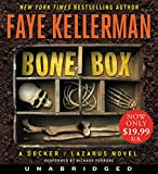 Bone Box Low Price CD: A Decker/Lazarus Novel