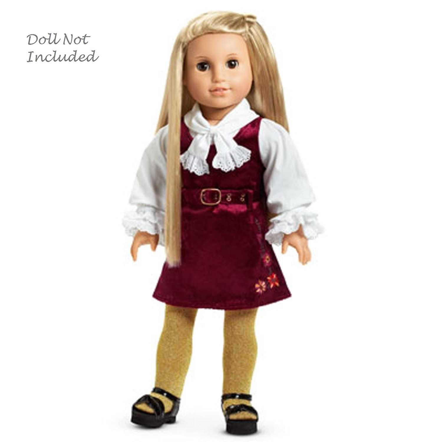 American Girl Julie's Christmas Outfit for 18