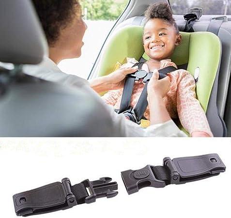 Generp Sicherheitsgurt Für Kinderautositz Auto Sicherheitsgürtel Gurtschloss Für Kinder Verstellbarer Sitz Für Kinder Tite Guard Für Fahrrad Bahn Flugzeug Auto