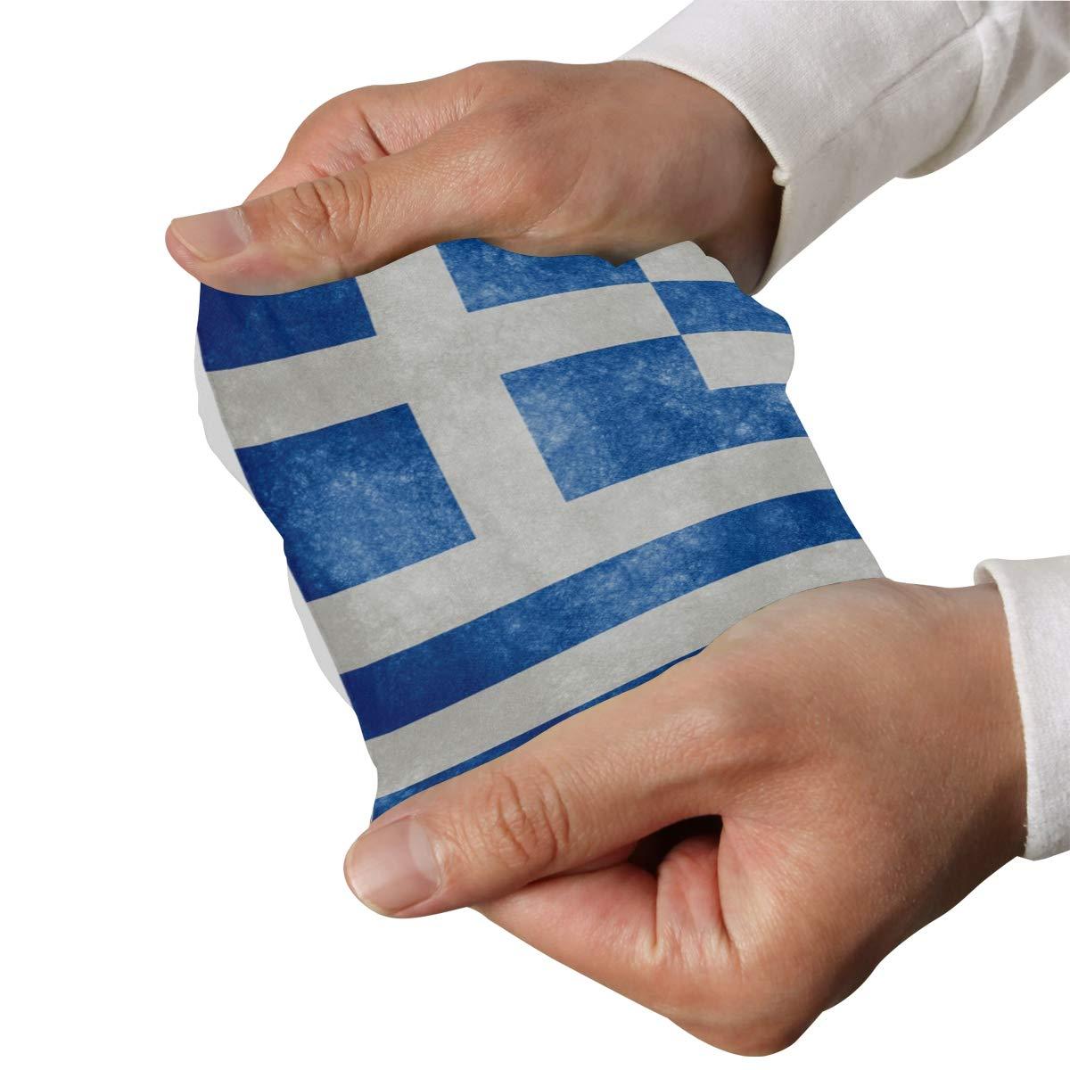 e962c4557a OKBYGD Greece Flag 1 Pair Sports Compression Arm Sleeve Cooling Sun  Protection for Baseball Basketball Football ...