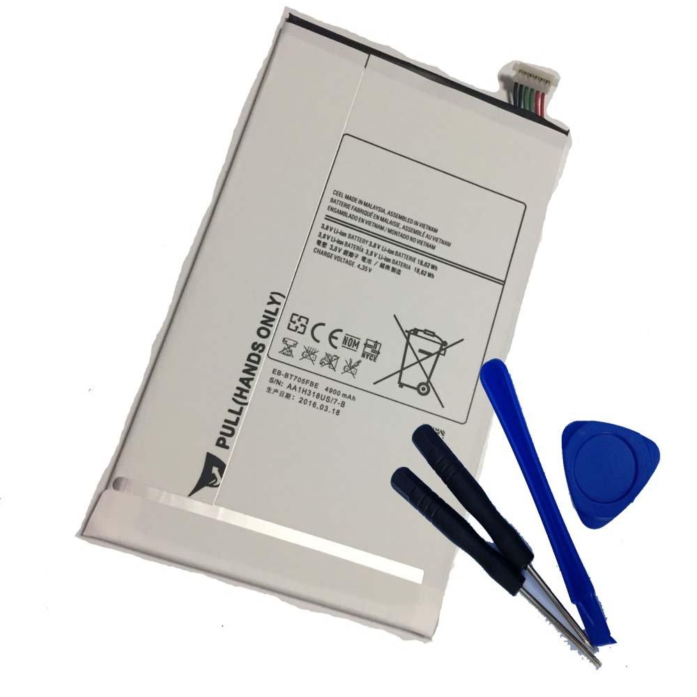 Bateria Celular Powerforlaptop Eb Bt705fbu Eb Bt705fbc Eb Bt705fbe Para Samsung Galaxy Tab S 8.4 Sm T700 Sm T701 Sm T705