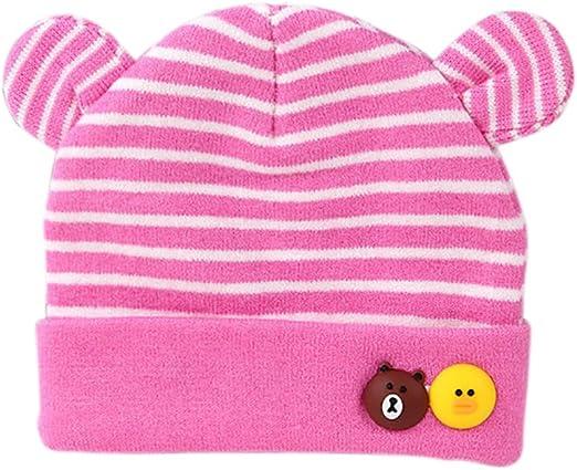 Scrox Linda Gorras para bebé Nuevo bebé recién Nacido Sombreros de ...