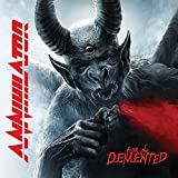 For The Demented (jewel case)