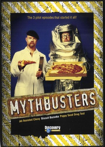 Mythbusters: The 3 Pilot Episodes That Started It All! - Jet Assisted Chevy / Biscuit Bazooka / Poppy Seed Drug Test