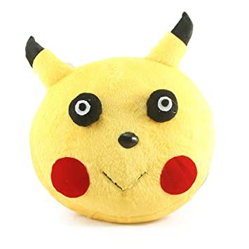 Tickles Yellow Pokemon Cushion Stuffed Soft Plush Toy Love Girl 40 cm