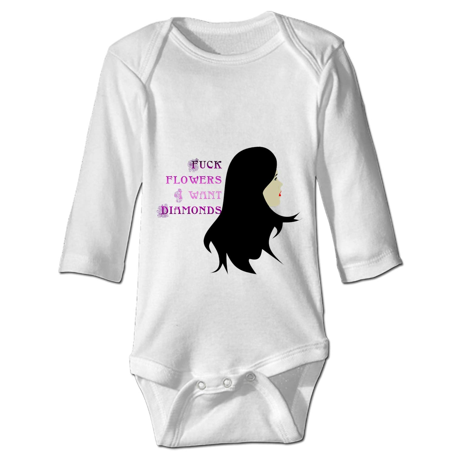 WilBstrn Whale in A Bottle Baby Girl Clothes Long Sleeve Onesies Romper Home Outfit