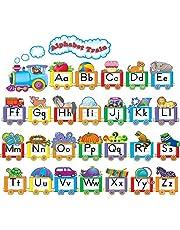 Teacher Created Resources Alphabet Train Bulletin Board Display Set