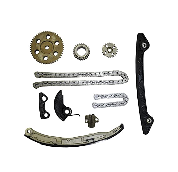 Amazon.com: Diamond Power Timing Chain kit works with Mazda 3 6 2.3L L4 DOHC 16V 2360CC 2003-2007: Automotive