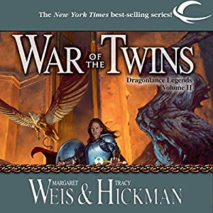 War of the Twins Hörbuch