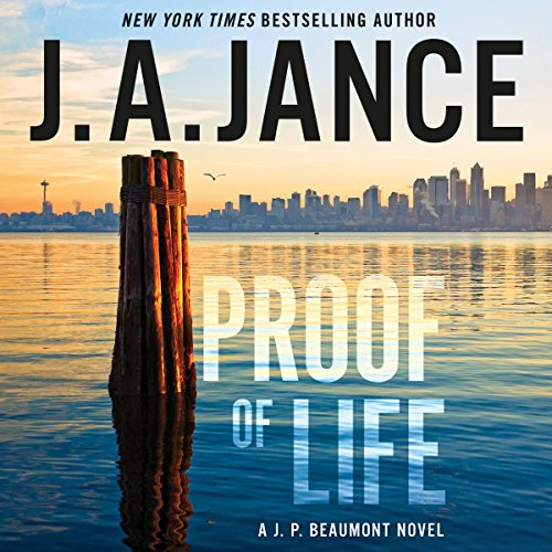Proof of Life: A J. P. Beaumont Novel Audiobook [Free Download by Trial] thumbnail