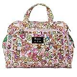 JuJuBe Be Prepared Diaper Bag - Tokidoki Donutella's Shop (Pink)