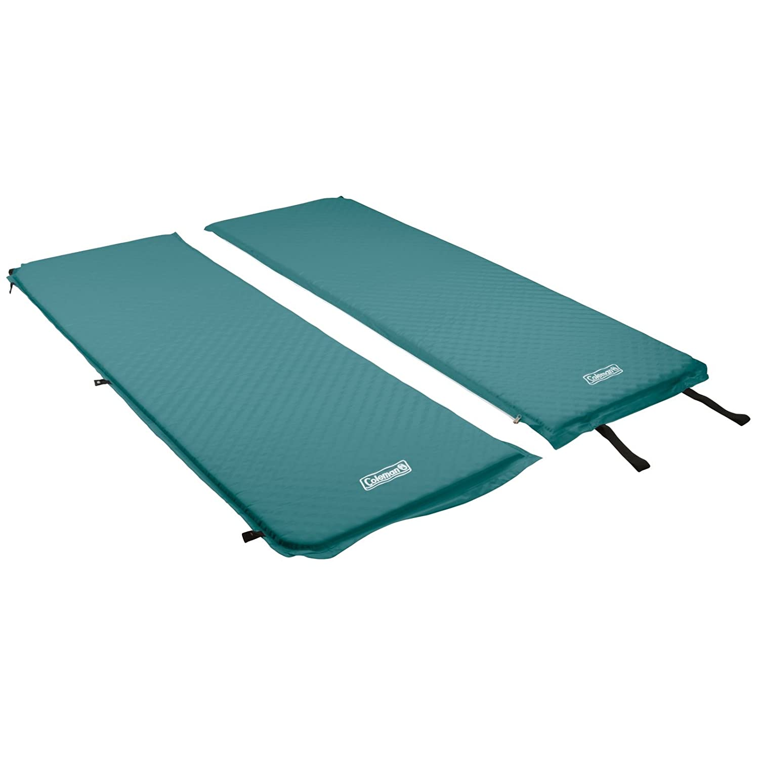 Coleman 4-in-1 Double Self-Inflating Camp Pad: Amazon.ca: Sports & Outdoors