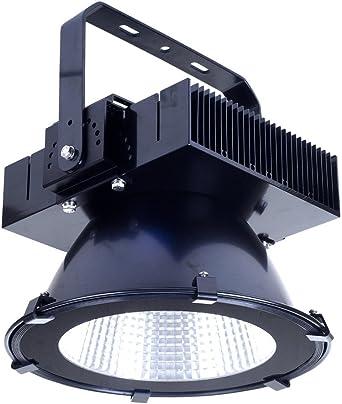 Ilumia Campana industrial 200W, 200 W: Amazon.es: Iluminación