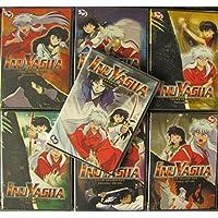 Inuyasha Seasons 1-7 Series Completas