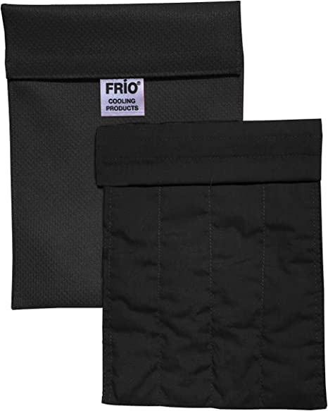Amazon Com Frio Cooling Wallet Large Black Keep Insulin Cool Up To 45 Hrs Without Ever Needing Refrigeration Accept No Imitations Low Shipping Rates Health Personal Care