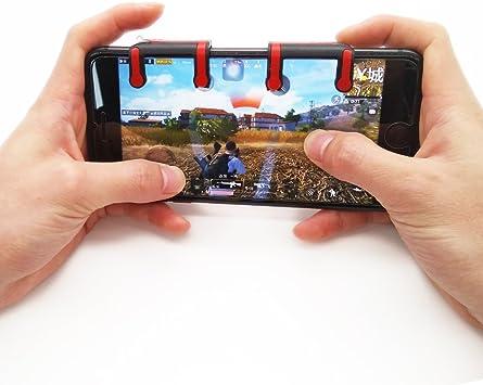 Mcbazel Mobile Gaming Trigger garra Botón L1R1 shooter Celular ...