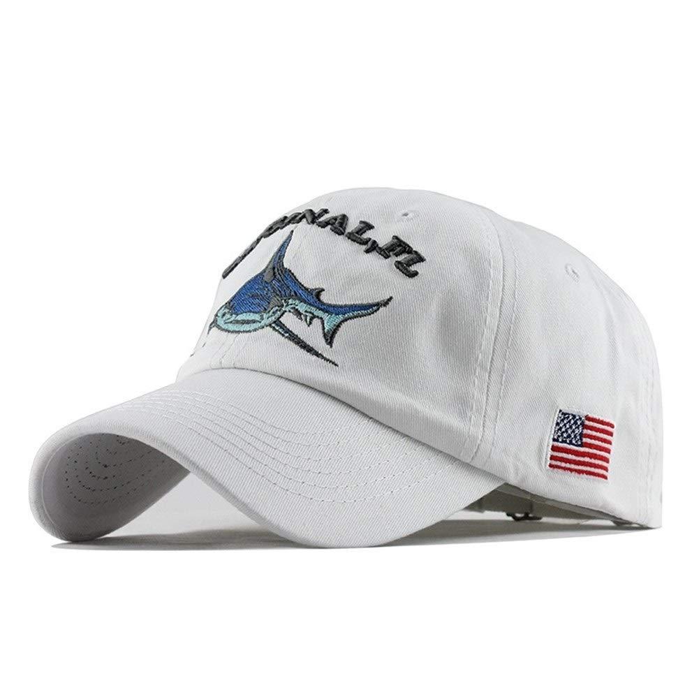 Gorra beisbol Gorra de béisbol 100% algodón lavado gorras de ...