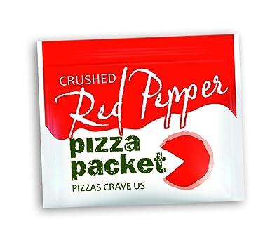 Paquete de pizza – paquetes individuales de condimentos de ...