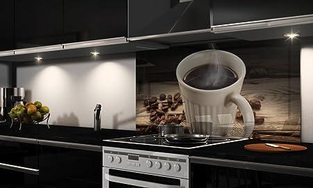 More Design Kuchenruckwand Folie Selbstklebend Tasse Kaffee
