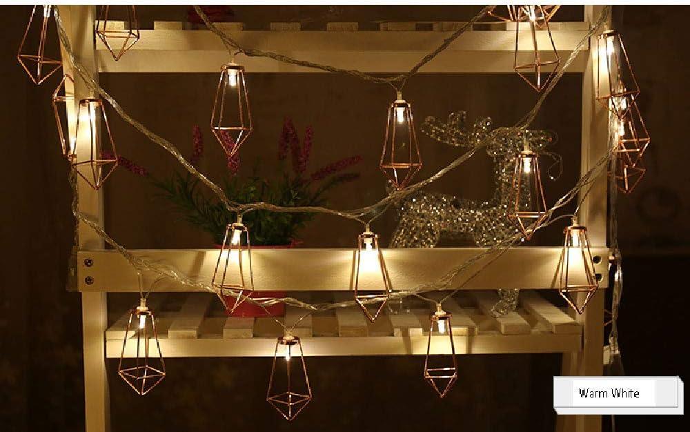 Warmwei/ß Wasserdicht,Stimmungslichter mit,f/ür Zimmer,Innen,Weihnachten,Au/ßen,Party,Hochzeit,usw WANGXB LED Lichterkette,Weihnacht String Licht