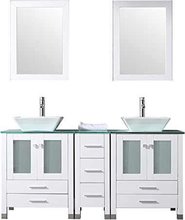 60 Double Sink Bathroom Vanity Tops With Images Small Bathroom