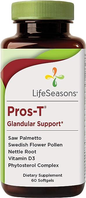 inflamación de la próstata y suplementos de testosterona