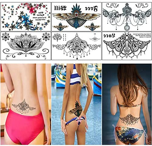 Tattoos Temporary Tattoo Waterproof Stickers product image