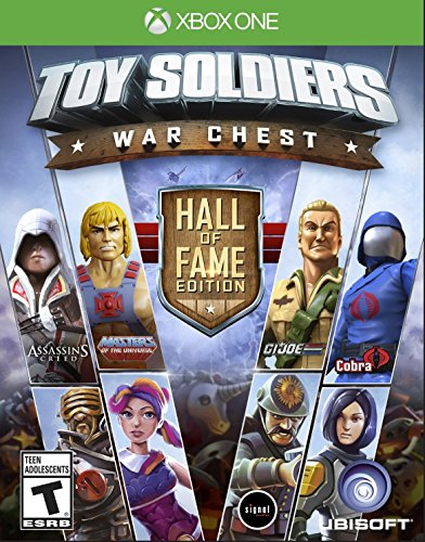 Toy Soldiers: War Chest Hall of Fame Edition - Xbox One Standard Edition (Soldiers Xbox Toy)