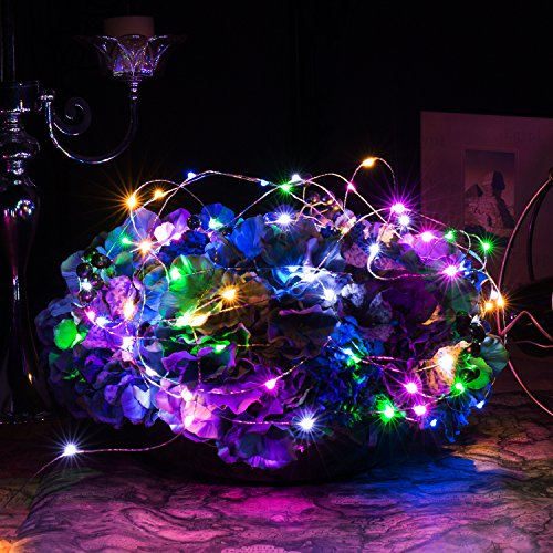 starry string lights bedroom ehome 100 led 33ft 10m starry string light 17414