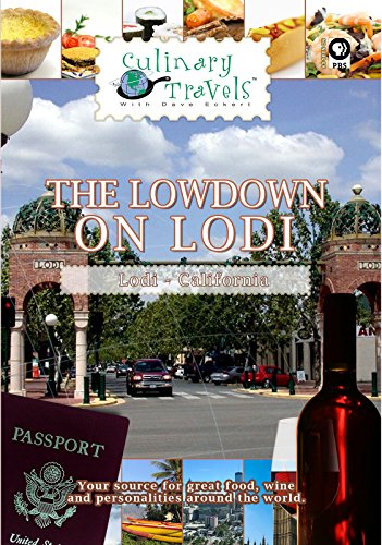 Culinary Travels - The Lowdown on (Zinfandel Old Vine)