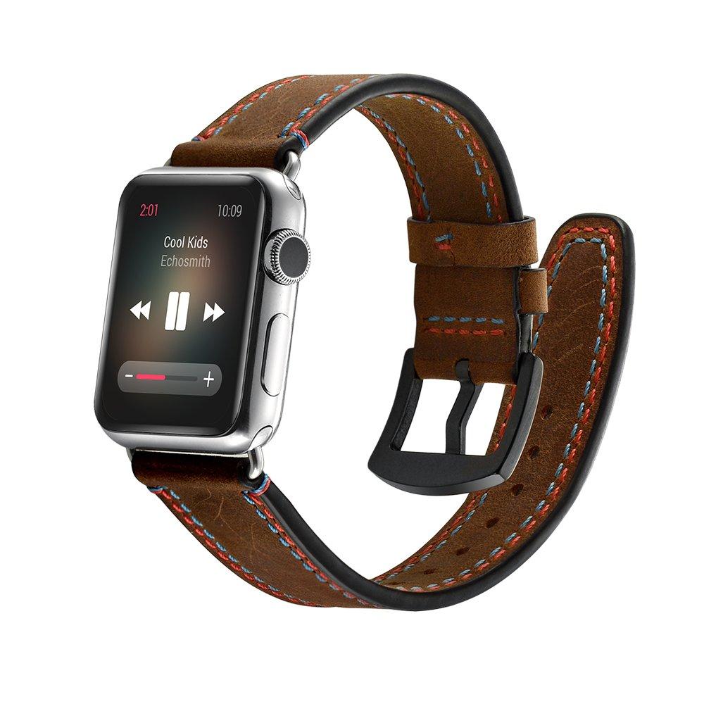Malla Cuero para Apple Watch (42/44mm) GOSETH [6Y64H1M2]