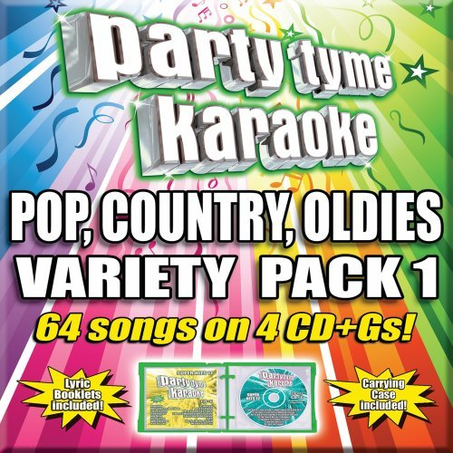 party-tyme-karaoke-pop-country-oldies-variety-pack-1-4cd-g-64-song-party-pack