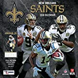 New Orleans Saints Wall Calendar