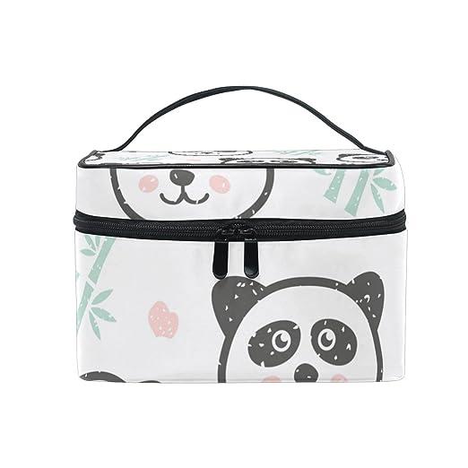 ISAOA Childish Panda - Neceser Grande de Maquillaje con ...