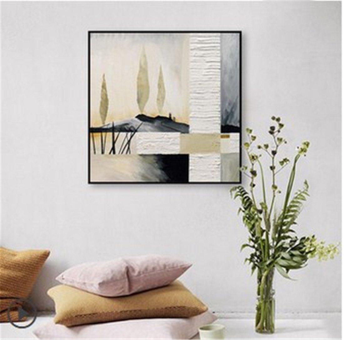 marcas en línea venta barata WUTONGNordic Sala de de de Estar Pintura Decorativa tríptico sofá Fondo Mural Restaurante murales Pinturas del Dormitorio murales (42  42cm)  comprar marca