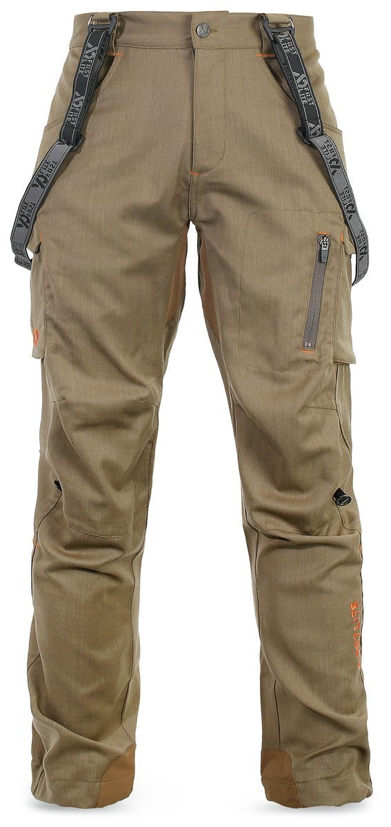 First Lite Obsidian Pant, Color: Dry Earth, Size: Xlt (Mbobsdext)