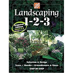 Landscaping 1-2-3: Regional Edition: Zones 5-6 (Home Depot ... 1-2-3)
