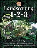 Landscaping 1-2-3, Jo Kellum, 0696212544
