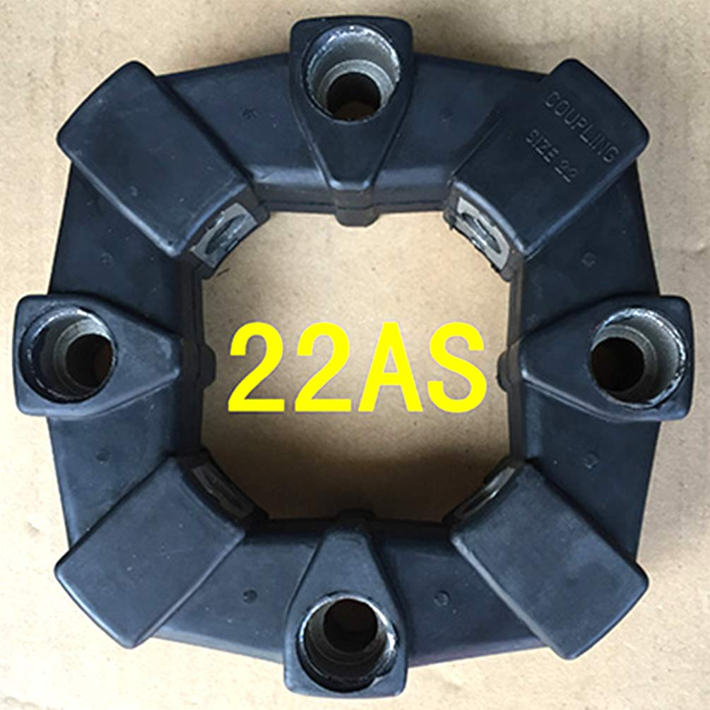 16A Rubber Coupling for Excavator Pump