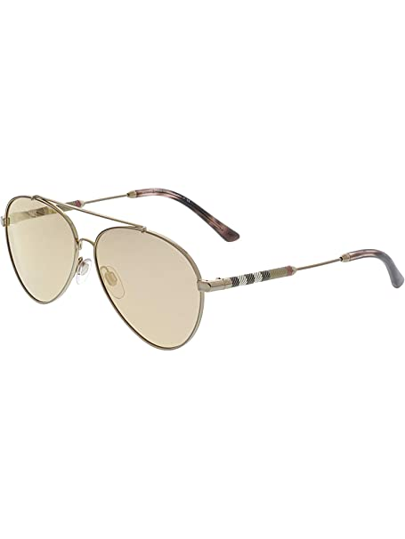 0f256acb383 Burberry Women s 3092Q 0BE3092Q 12437J 57 Rectangular Sunglasses 57 ...