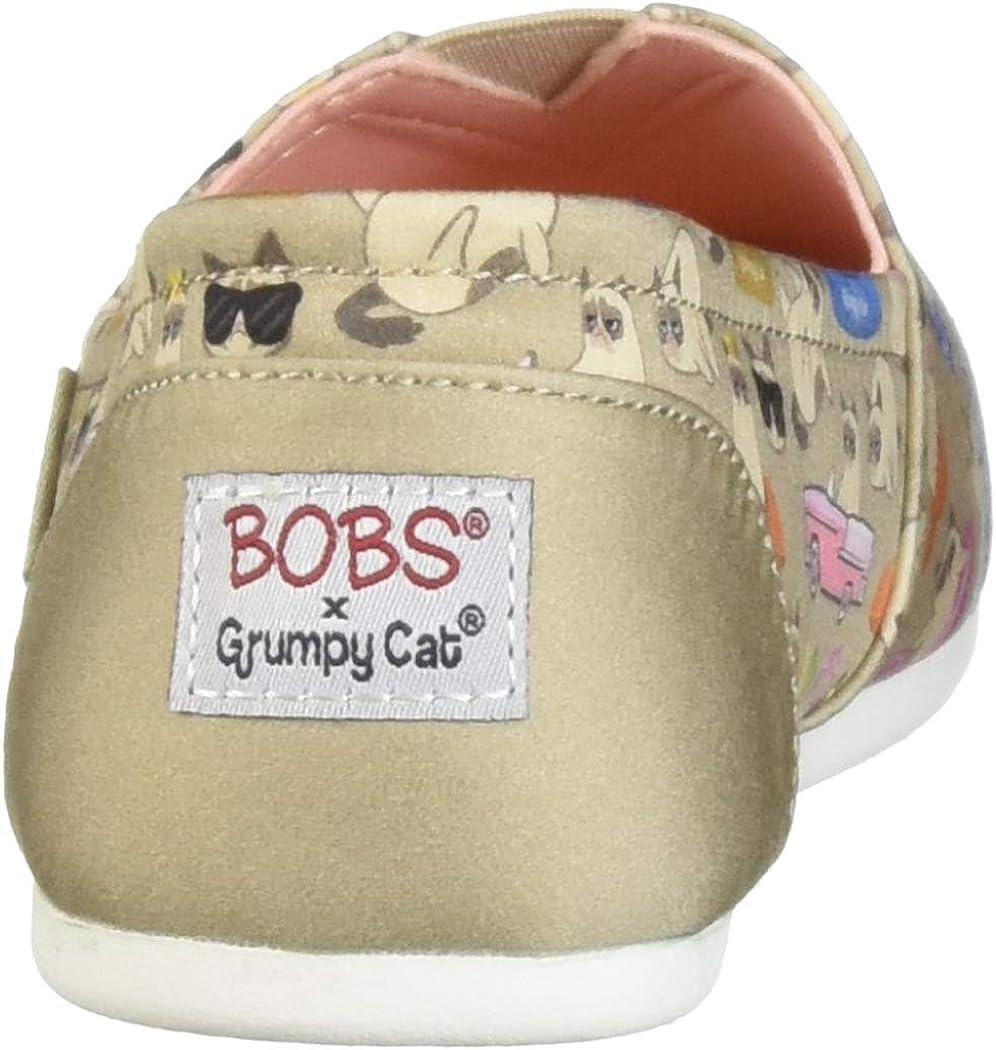 Skechers33102 - Bobs Plush - Grumpy Cat