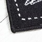 Carvapet 2 Piece Microfiber Non-Slip Kitchen Mat