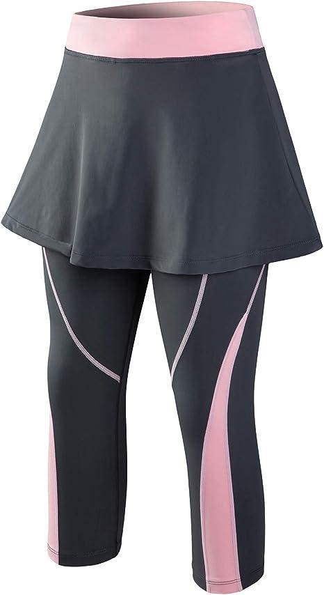 Leggings de tenis con falda para mujer de ANIVIVO - W228274PL ...