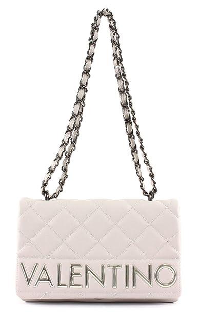 am billigsten erster Blick mehr Fotos Valentino Licia Lady Shoulder Bag Ghiaccio: Amazon.de ...