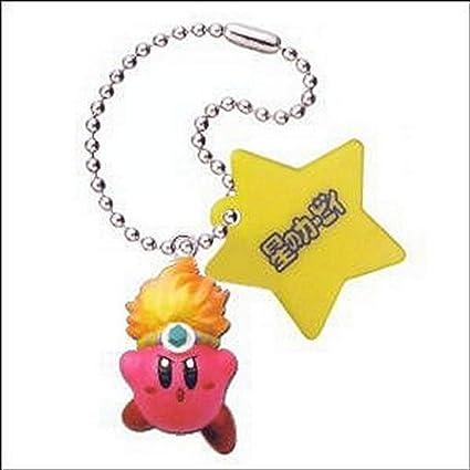 Amazon.com: Nintendo Mini Figura llavero Fire Kirby: Toys ...