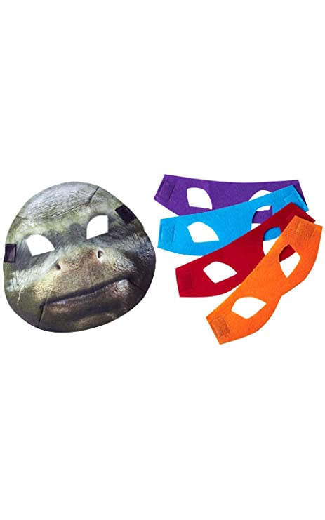 Rubies s 630303s oficial de las Tortugas Ninja Teenage ...