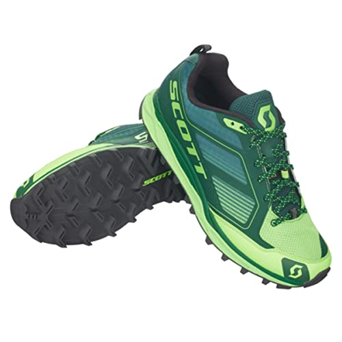 Scott Men's Kinabalu Supertrac Green 11.5 M US M