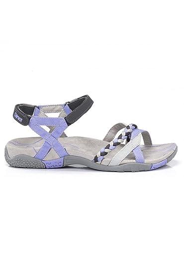 Chiruca Damen Sport- & Outdoor Sandalen Blau Grau, Blau - Grau - Größe: 37 EU