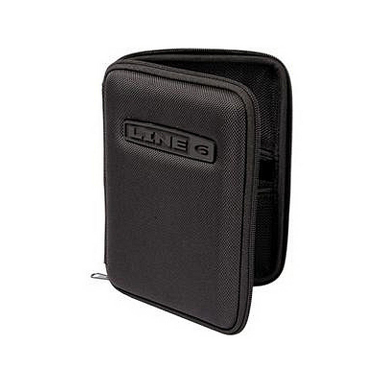 Line 6 - TBP12 Carry Case for Relay G50/90 and XDV55/75 Bodypack Units - Black