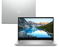 """Notebook 2 em 1 Dell Inspiron 5406-M10S 14"""" Touch 11ª Geração Intel Core i3 4GB 128GB SSD Windows 10 McAfee"""